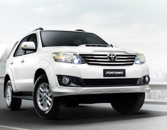 2012 toyota fortuner available now at Thailand top Fortuner dealer exporter Jim