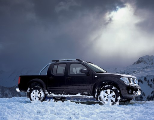 Jim is world's 4x4 dealer and 4x4 exporter of Nissan Navara
